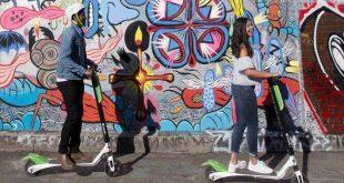 共享滑板车是10亿美元风口,还是新的城市垃圾制造者?