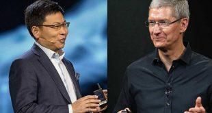 华为和苹果,到底谁站C位?