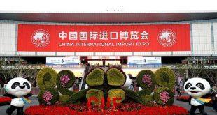 习近平在首届中国国际进口博览会开幕式的演讲