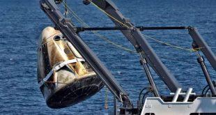 SpaceX载人龙飞船意外爆炸,据称几乎被完全摧毁