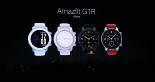 799元起的华米AMAZFIT GTR系列发布手表剑指Apple Watch