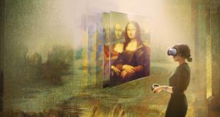 HTC 牵手卢浮宫,首个 VR 版的「蒙娜丽莎」来了