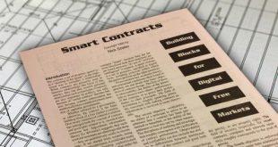 智能合约系列1:数字社会的基石——智能合约