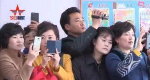 智能手机是朝鲜年轻人的求婚钻戒