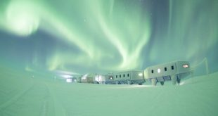 地球上最酷的建筑在南极