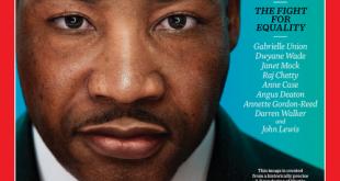 数字王国助力《时代周刊》,虚拟人马丁·路德·金首登杂志封面