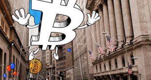 华尔街的比特币争夺战