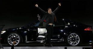 松下不背特斯拉的锅,马斯克发推取消Model S Plaid+惹争议